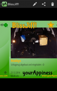 Durch BlissJiffs swipen
